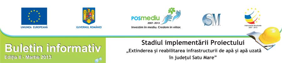Buletin informativ editia 2